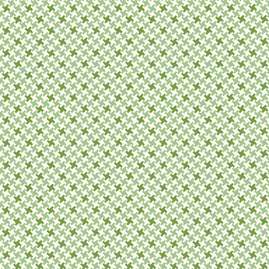 Houndstooth Green - Lori Holt
