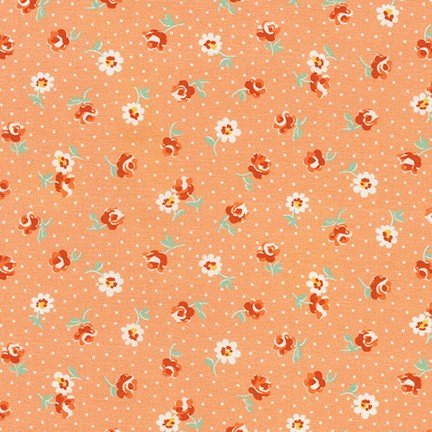 Mango with Orange and White Flowers - Darlene's Favorites