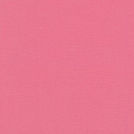 Blush Pink - Kona Cotton
