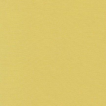 Zucchini - Kona Cotton Solid