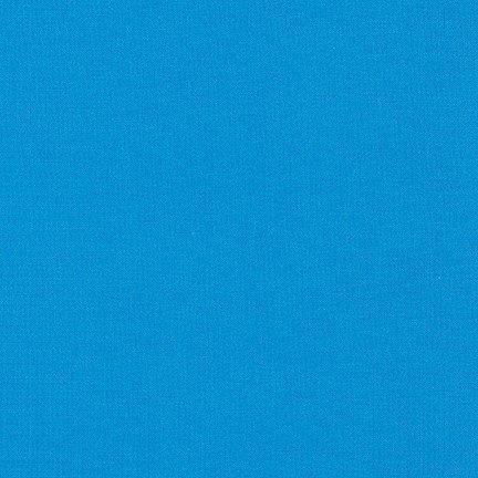 Paris Blue - Kona Cotton Solid
