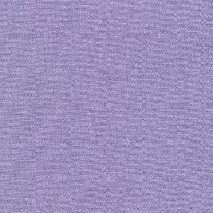 Lavender - Kona Cotton Solid