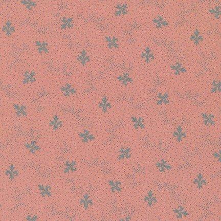 Mill Pond - Fleur de Lis in Pink