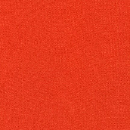 Pimento - Kona Cotton Solid