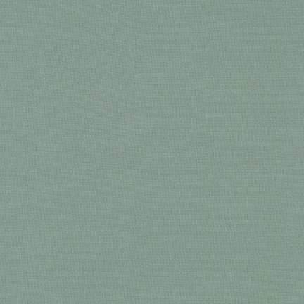 Shale - Kona Cotton Solid