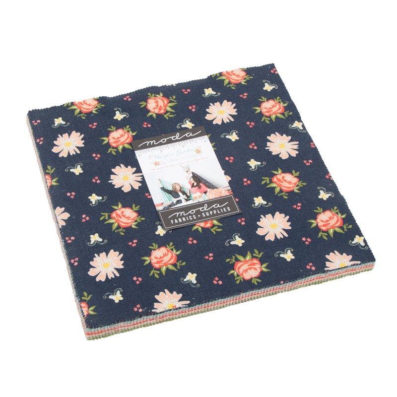 Harpers Garden 10 Layer Cake by Sherri & Chelsi | Moda Fabrics
