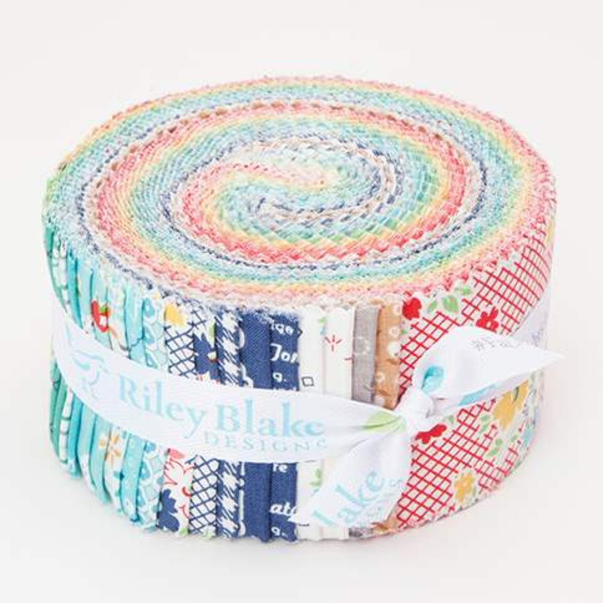 Sunnyside Up Jelly Roll by Corey Yoder | Moda Fabrics