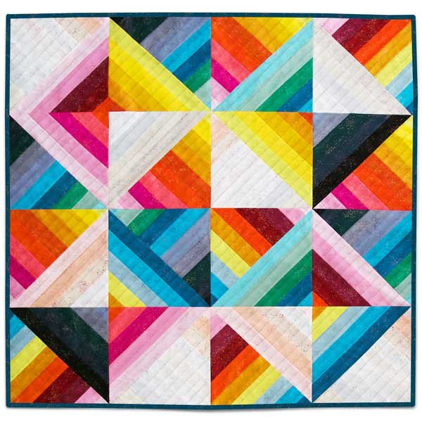 Jelly Rainbow Project Sheet [Paper Pattern]