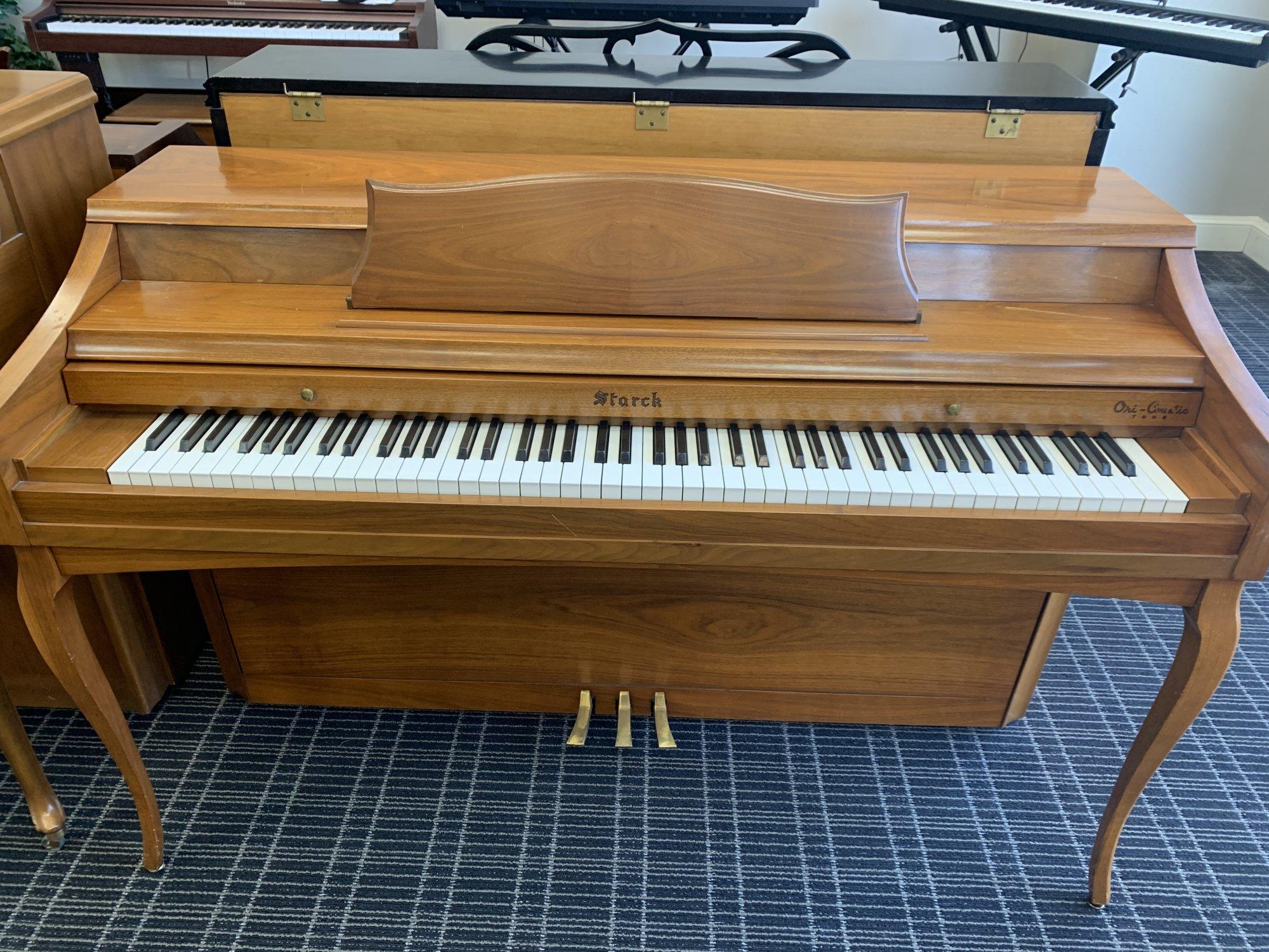 Starck Spinet Piano