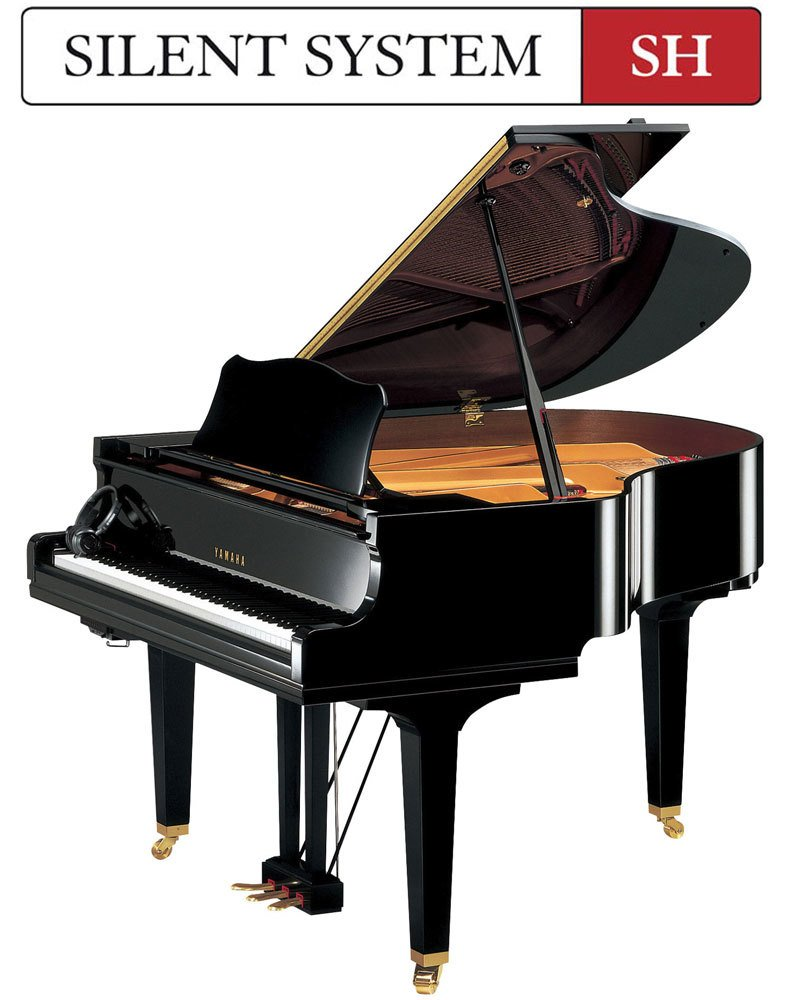 Yamaha GB1KSC2 Silent Piano