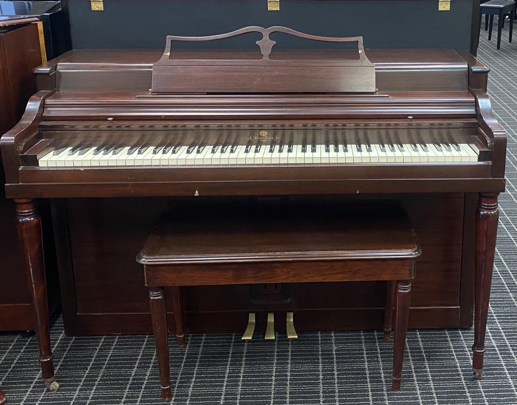 Wurlitzer Spinet Piano