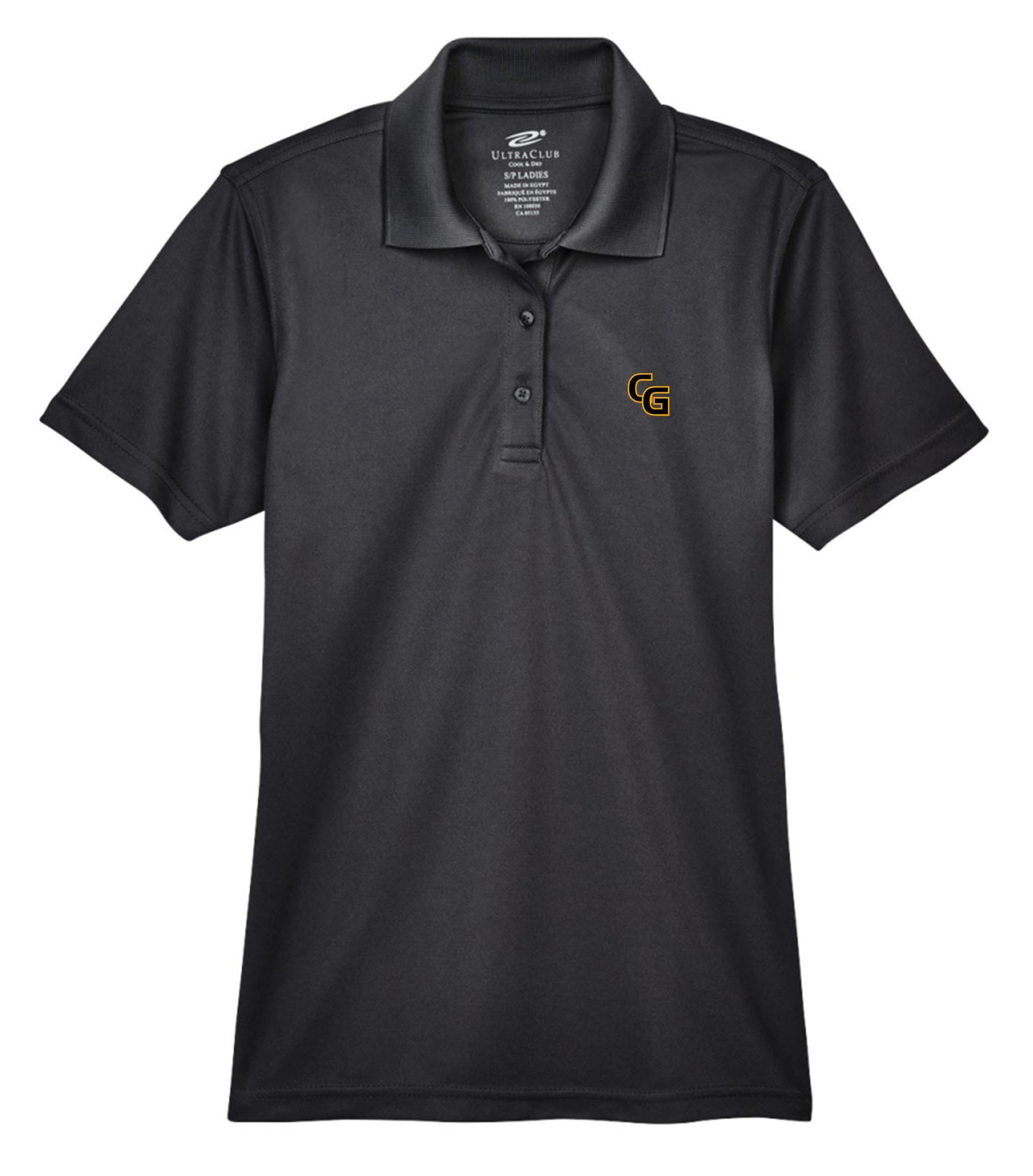 Ultra Club CG Cool and Dry Mesh Pique Polo