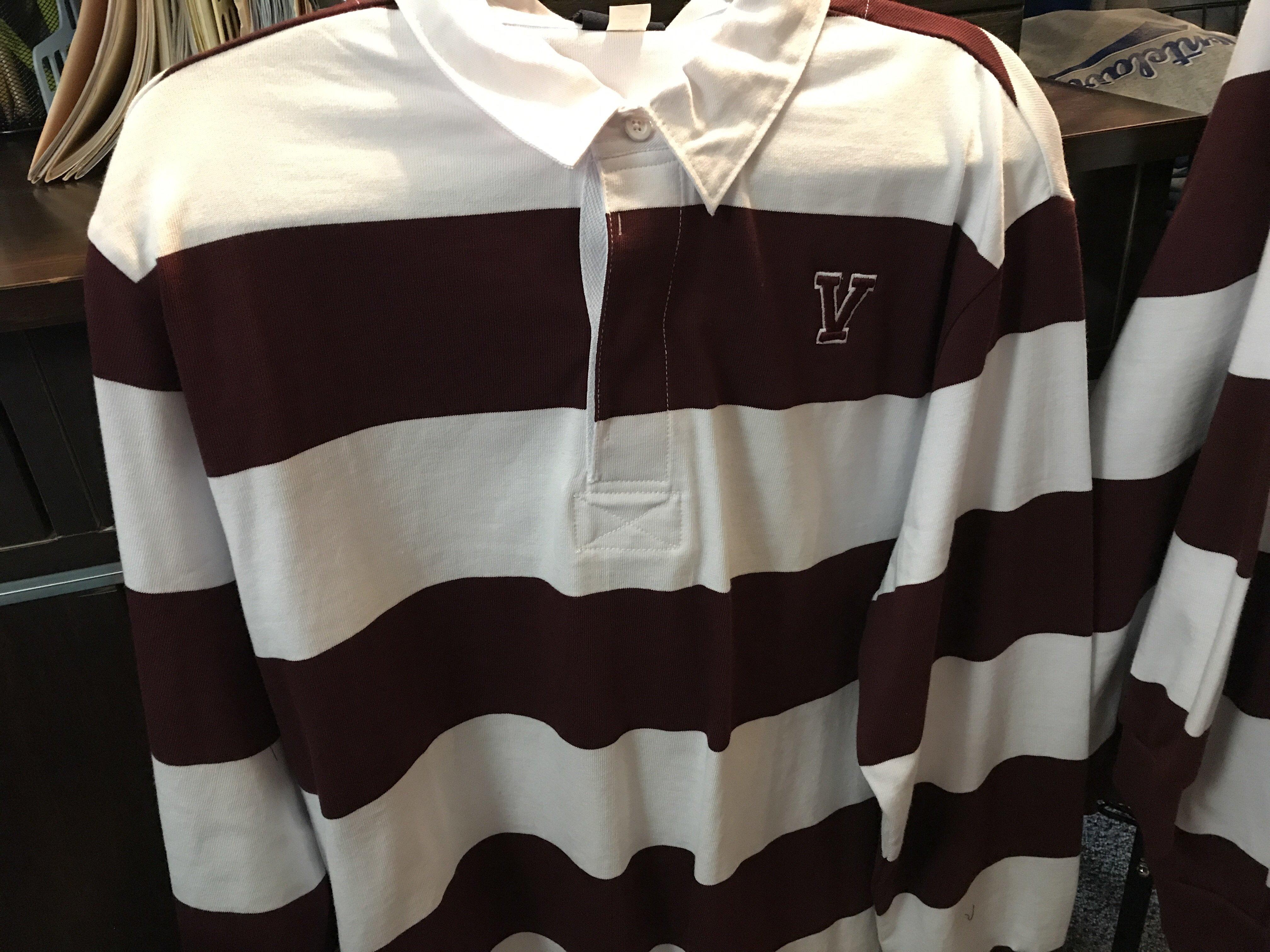 Charles River Verona Rugby Shirt