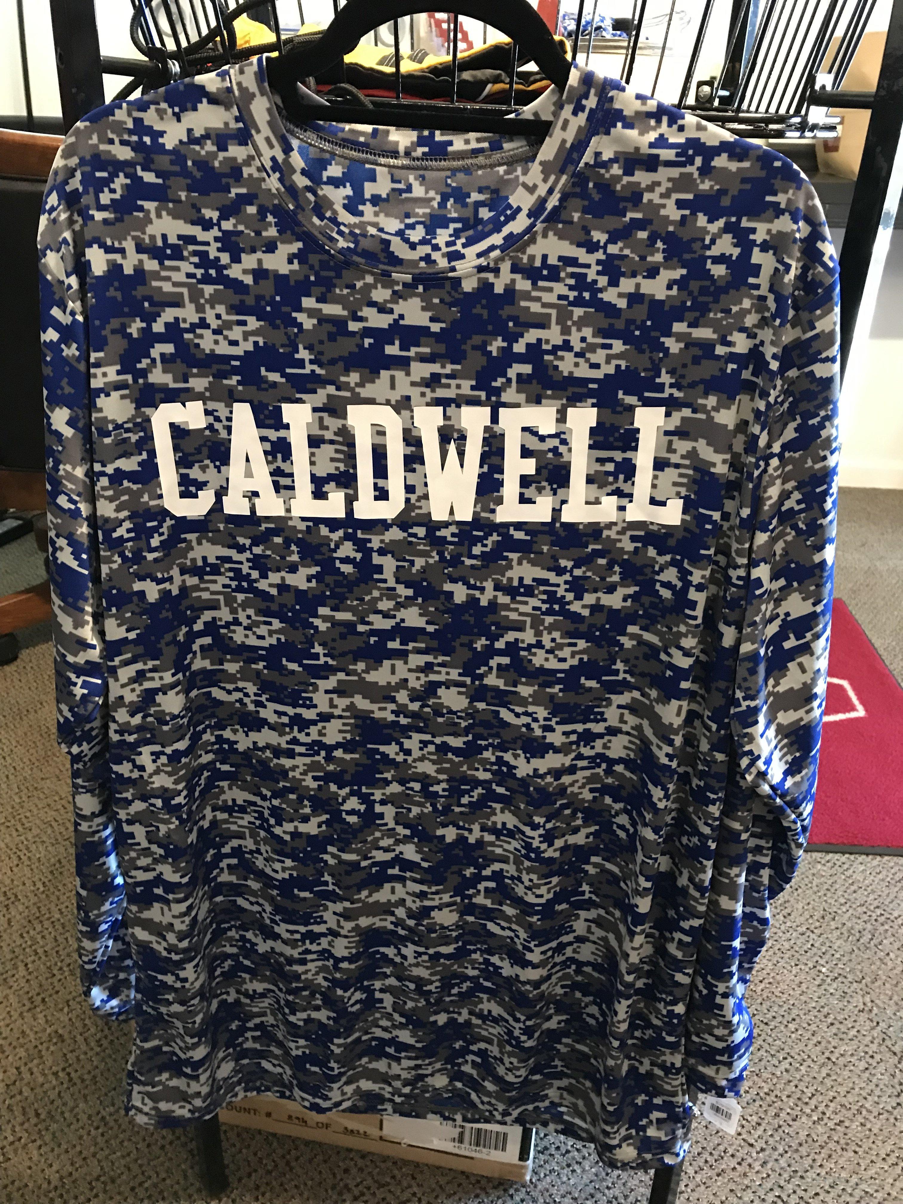 Augusta Digi Camo Long Sleeve Caldwell