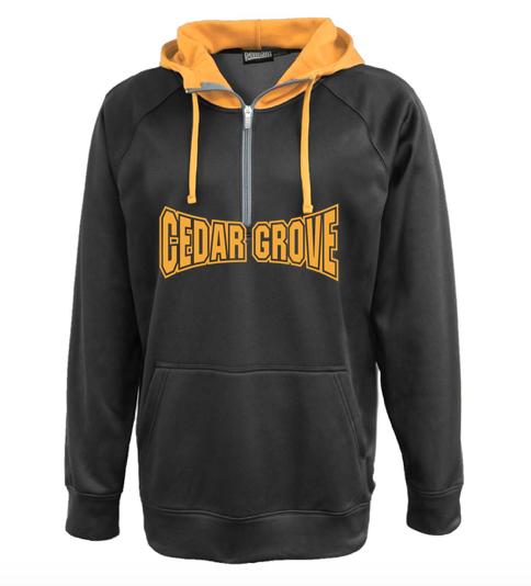 Pennant Cedar Grove Phantom 1/4 Zip Hoodie