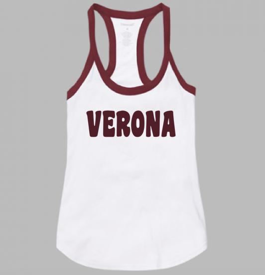 Boxercraft Verona Ladies Ringer Tank