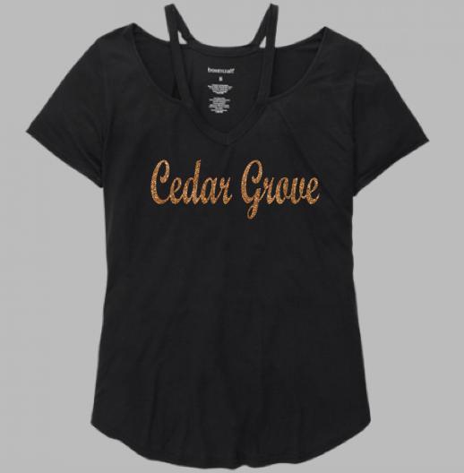 Boxercraft Cedar Grove Moxie Tee