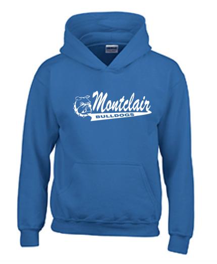 Gildan Montclair Bulldogs Sweatshirt