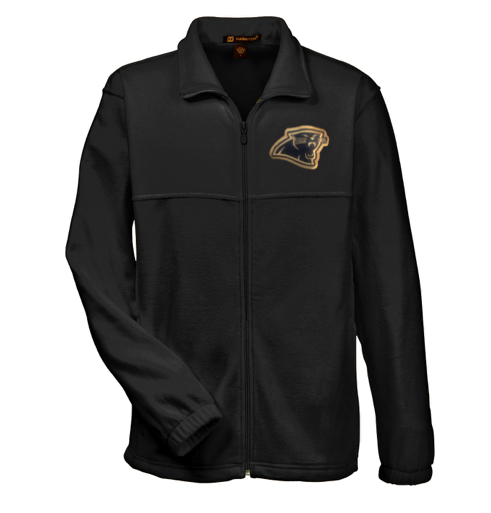 Harriton Panthers Full Zip Fleece