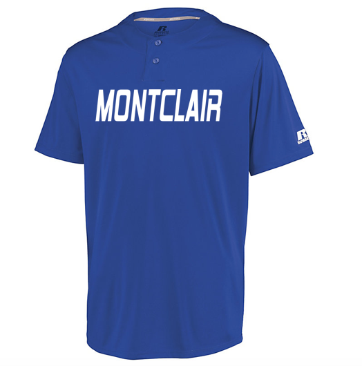 Russell Montclair Performance Two-Button Solid Jersey