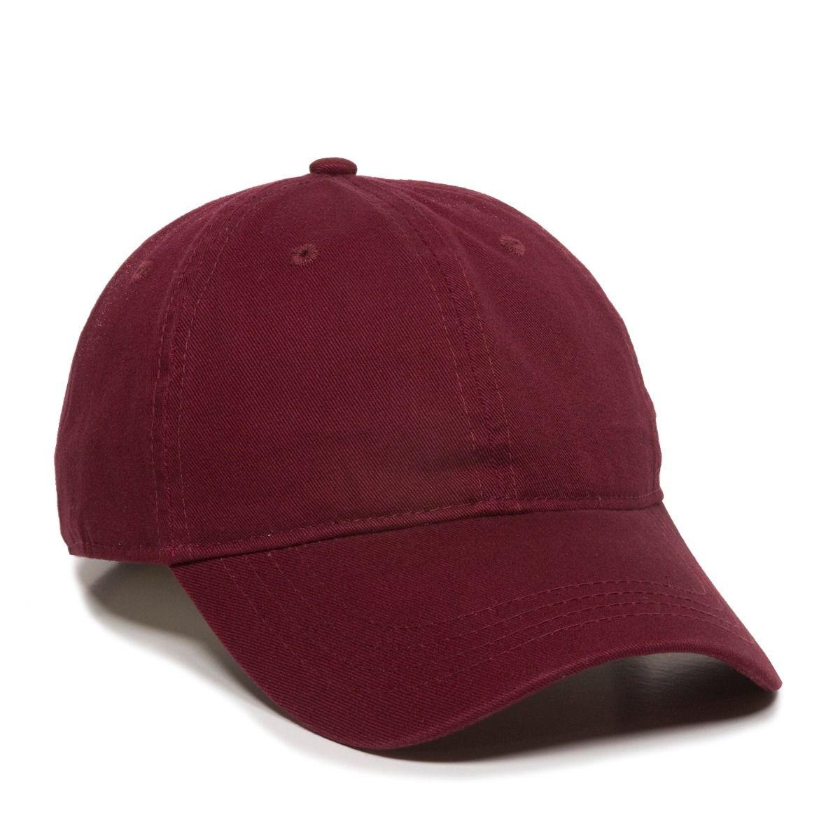Garment washed Cotton Twill Baseball Hat