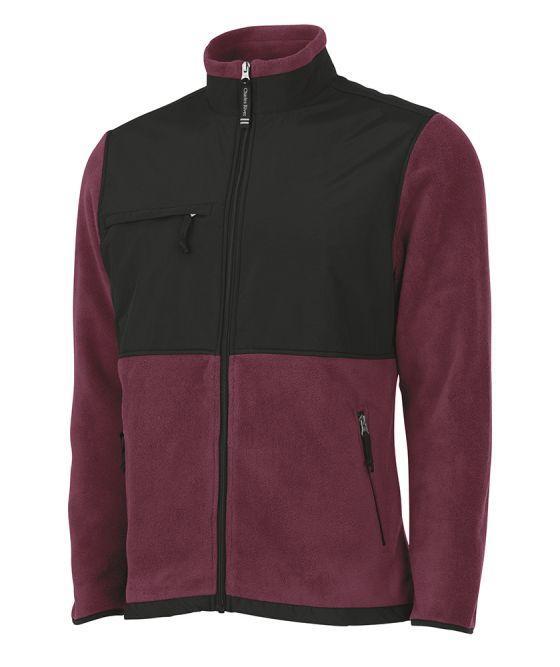 Charles River Evolux Fleece Jacket