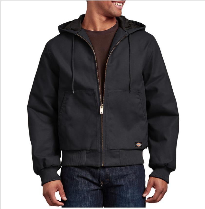 Dickie's Rigid Duck Hooded Jacket