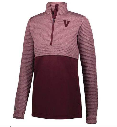 Holloway V Ladies 3D Regulate Pullover