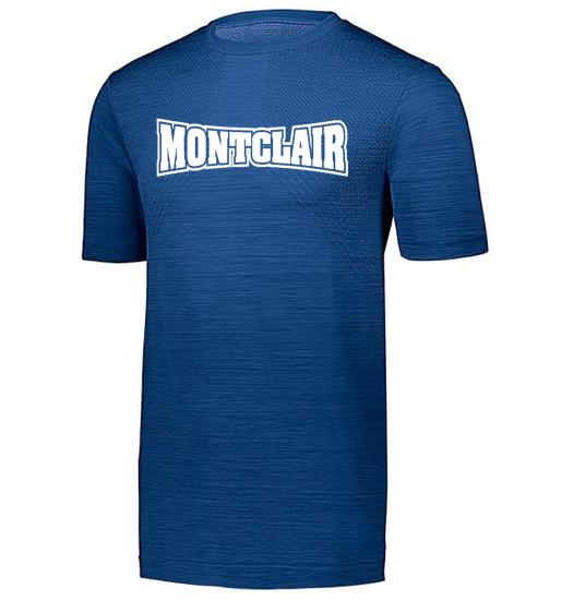 Holloway Montclair Striated Short Sleeve Shirt