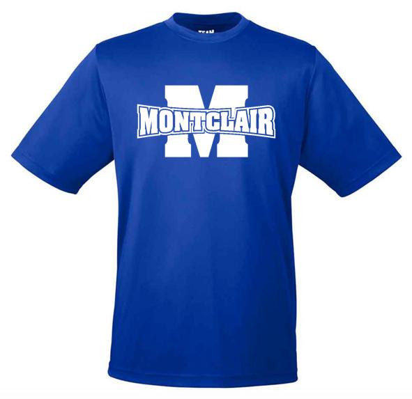 Team 365 Montclair Zone Performance T-Shirt