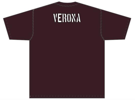 Holloway Verona Hillbillies Football Sublimated T-Shirt