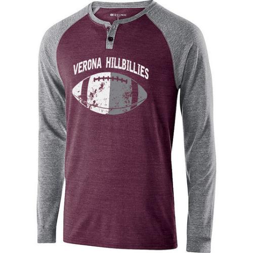 Holloway Verona Football Hillbillies Alum Shirt