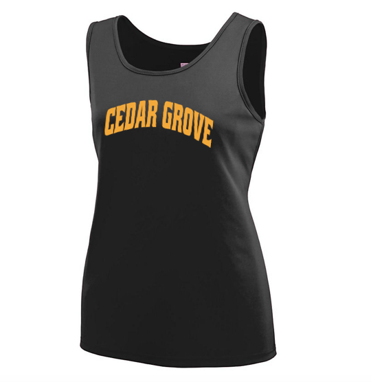 Augusta Cedar Grove Girls Training Tank