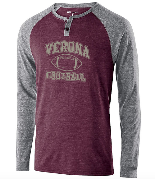 Holloway Verona Football Alum Shirt