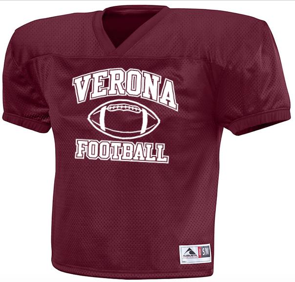 Augusta Verona Football Dash Practice Jersey