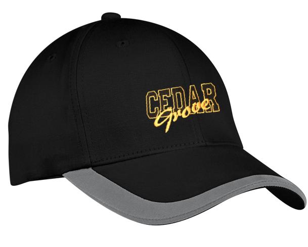 Port Authority® Cedar Grove Contrast Stripe Cap
