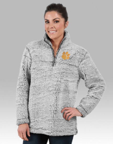 Boxercraft Paw Sherpa Pullover