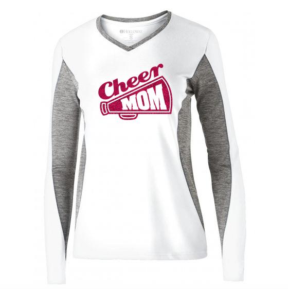 Holloway Cheer Mom Women's Stellar Shirt