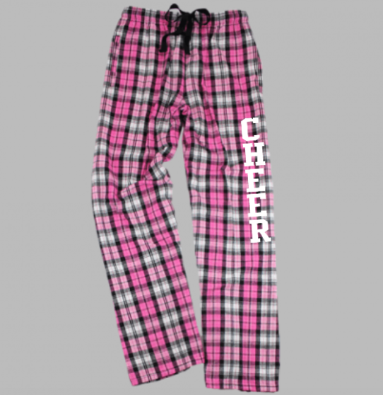 Boxercraft Glitter Flake Cheer Flannel Pants