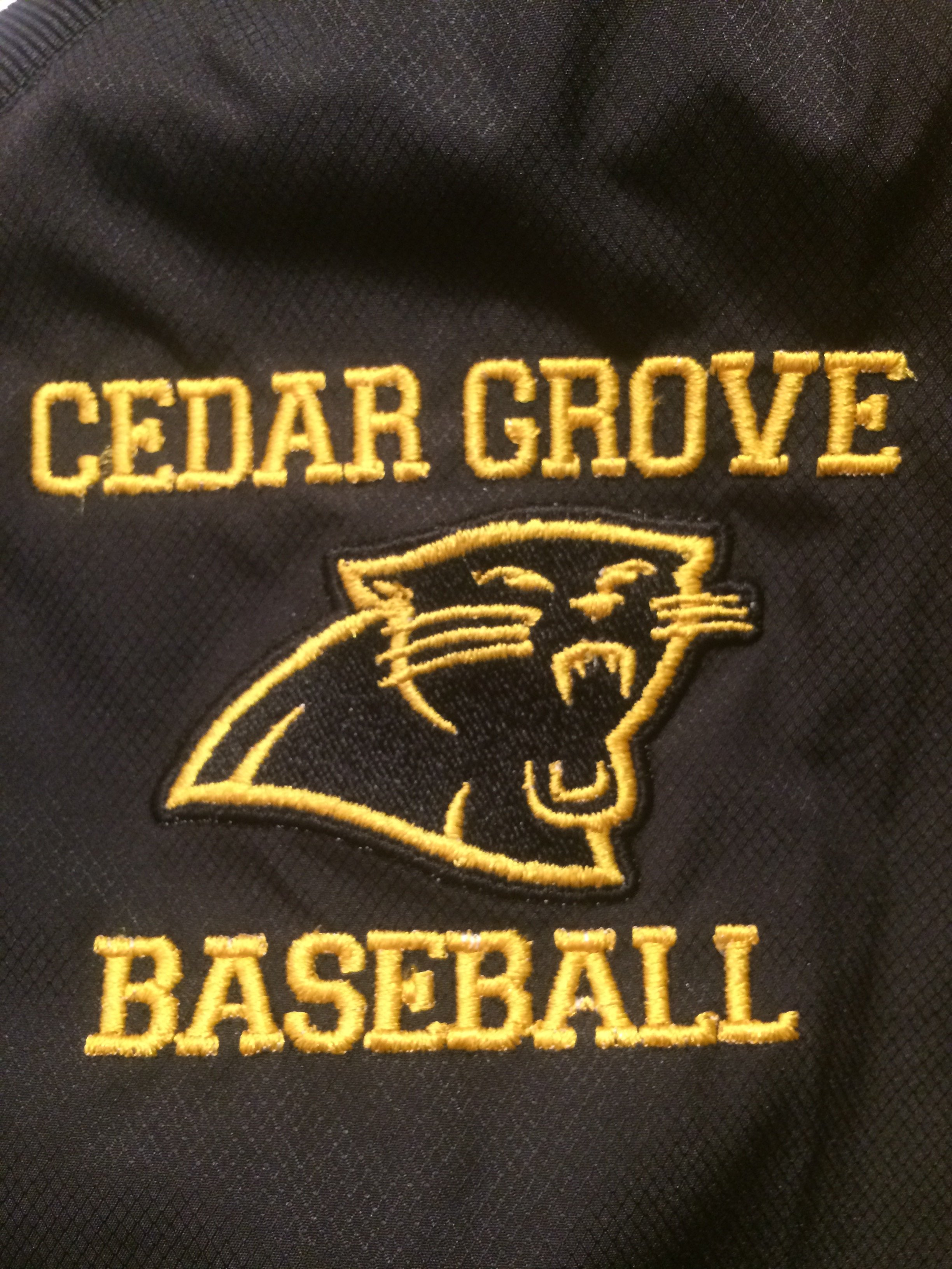 Augusta Cedar Grove Baseball Roar Pullover