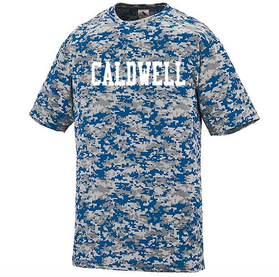 Augusta Digi Camo Caldwell Shirt