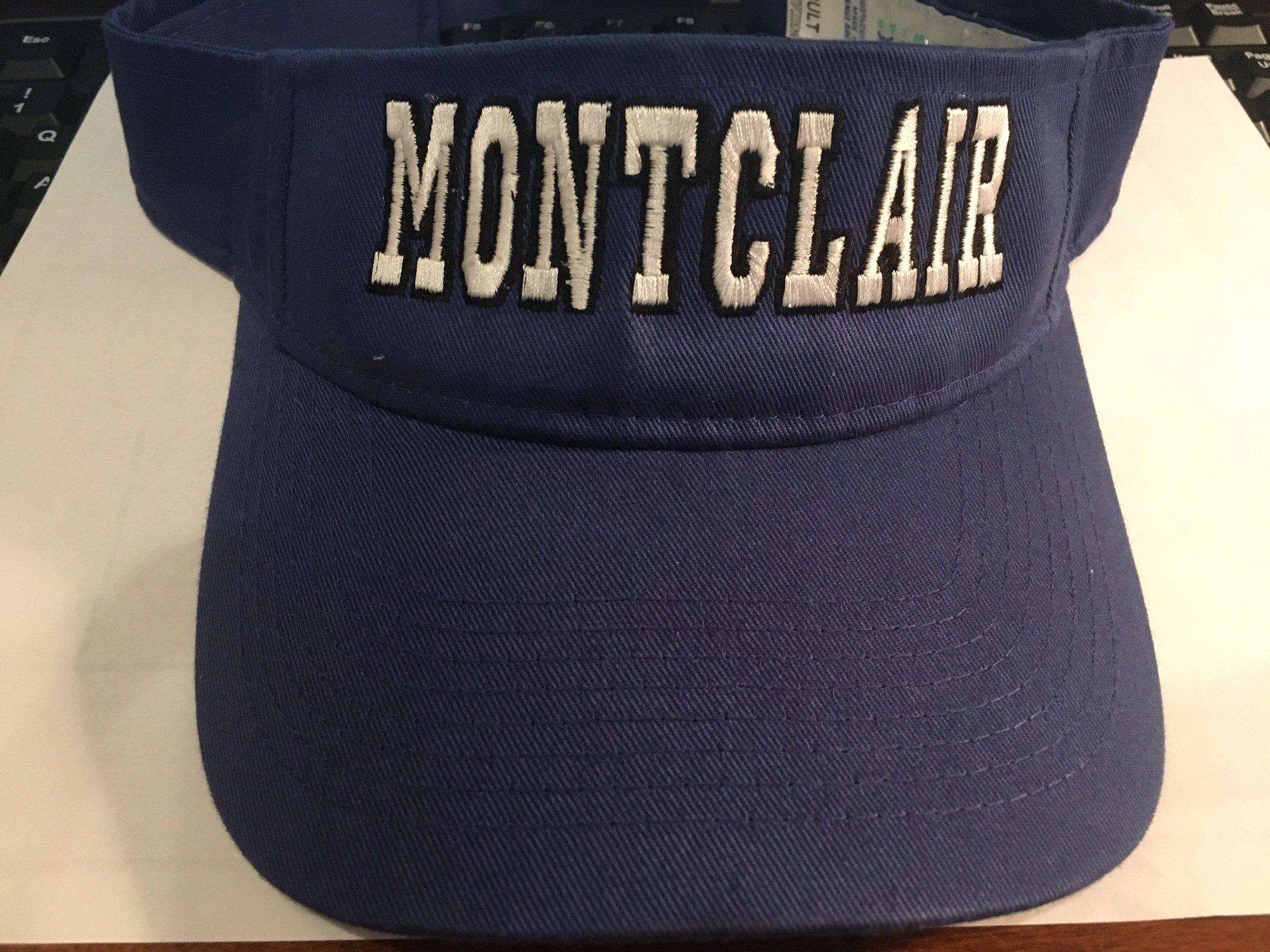 Augusta Montclair Sport Twill Visor