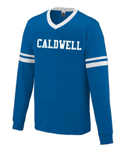Augusta Caldwell Long Sleeve Stripe Jersey