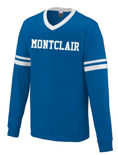 Augusta Montclair Long Sleeve Stripe Jersey