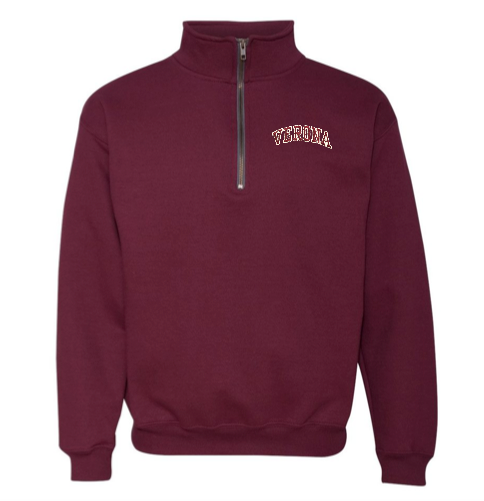 Gildan Verona 1/4 Zip Sweatshirt