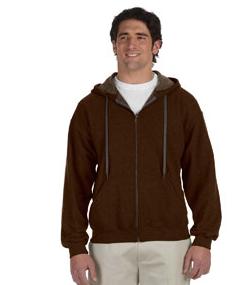 Gildan Adult Heavy Blend™ 8 oz. Vintage Full-Zip Hood
