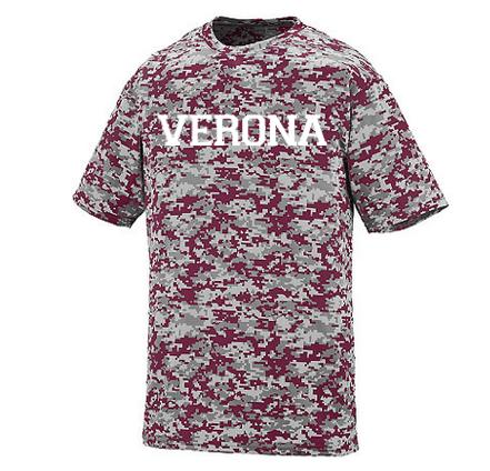 Augusta Verona Digi Camo Shirt