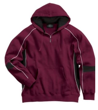 Charles River Victory Hooded Sweatshirt