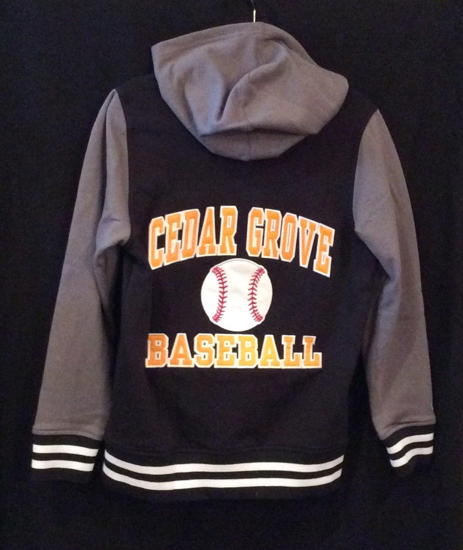 Holloway Cedar Grove Baseball Accomplish Jacket (With Name)