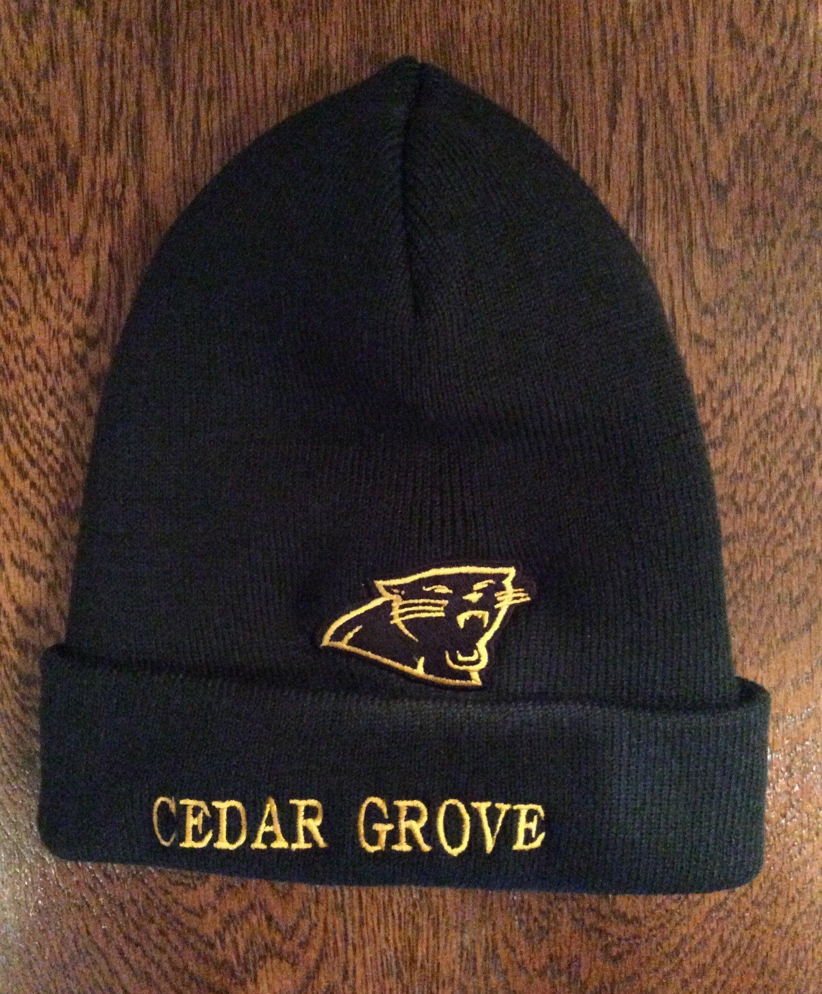 Port & Company® Fleece-Lined Cedar Grove Knit Cap